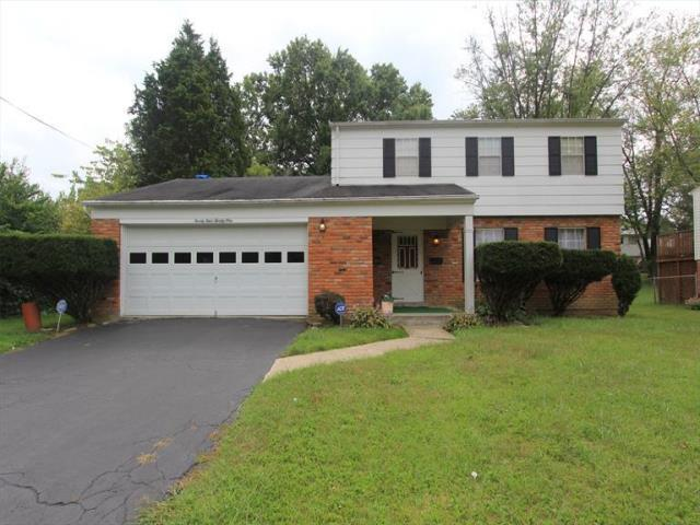 2421 Fulbourne Dr Colerain Twp.East, OH