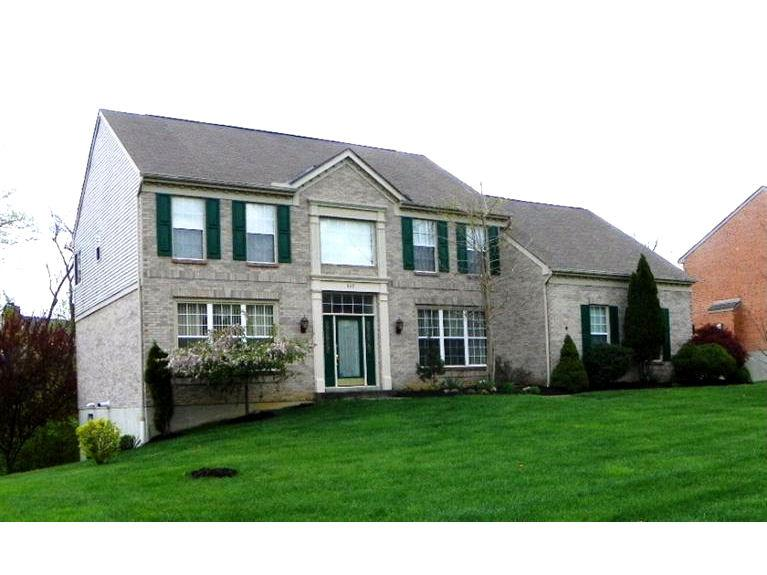 747 Mendon Hill Ln Union Twp. (Clermont), OH