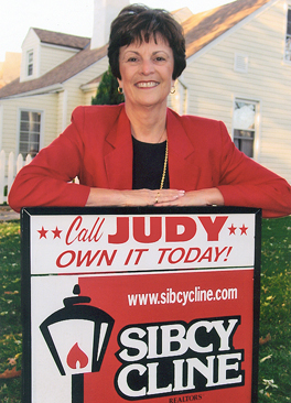 photo of Judy Seubert