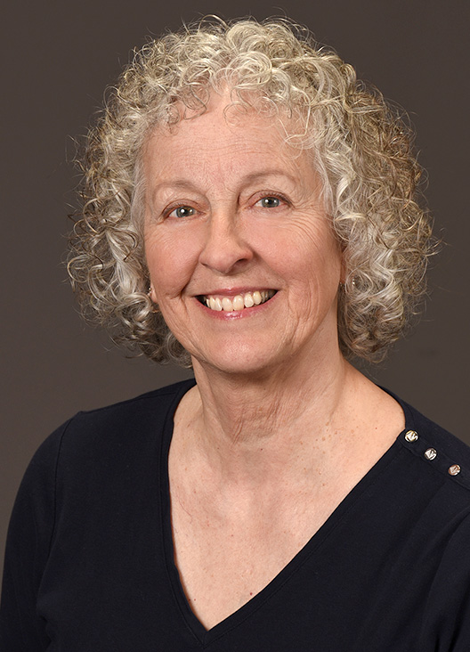 photo of Sandra Butterworth