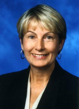 photo of Mary Ann Krumpelman