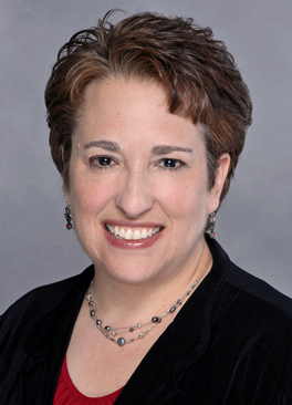 photo of Laurie Simon Goldman