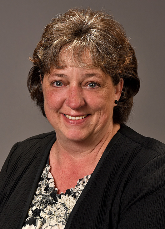 photo of Kathy Regensburger