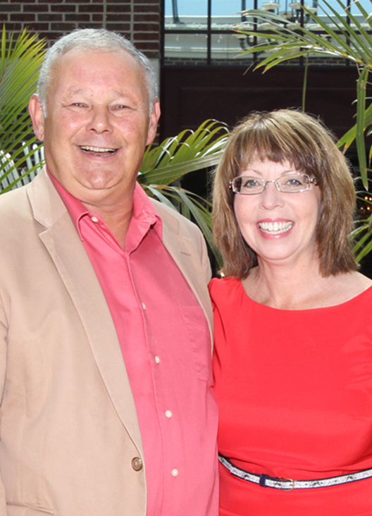 photo of Ken and Cindy Howard