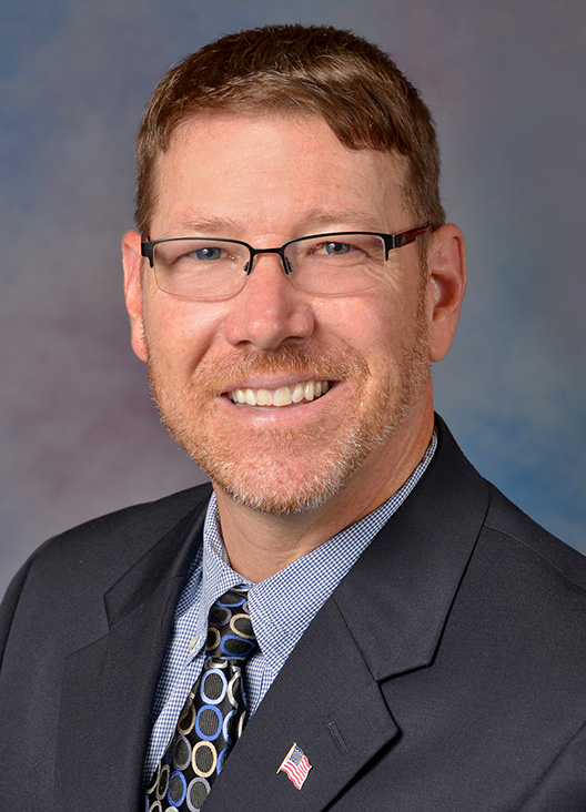 photo of Jeff Hinkle