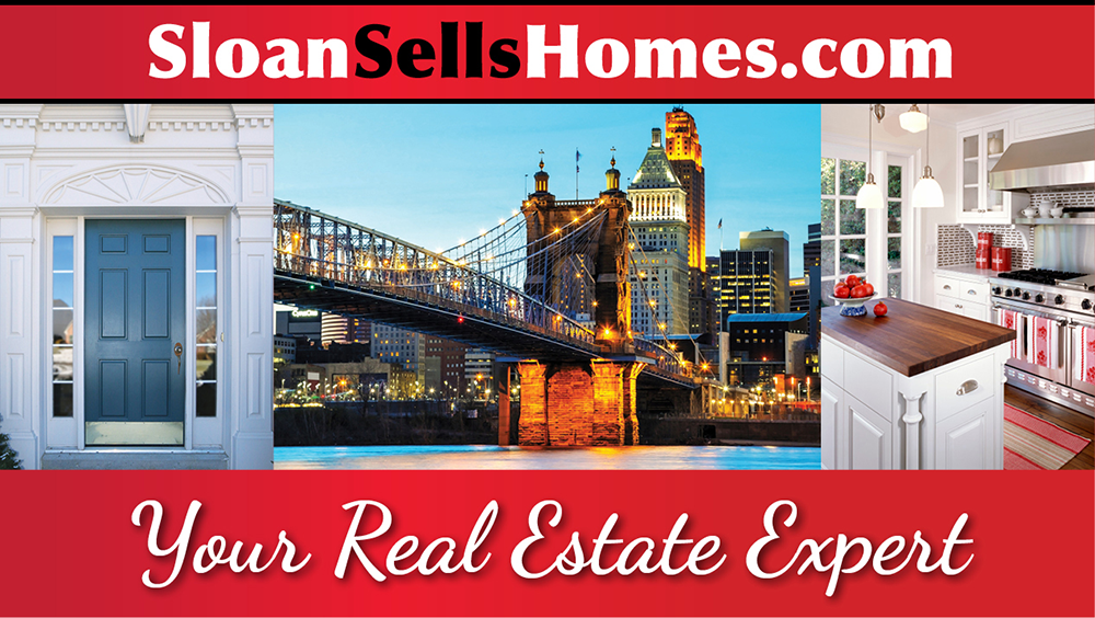 Sloan Sells Homes home page banner