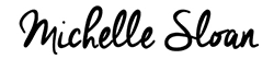 Michelle Sloan signature