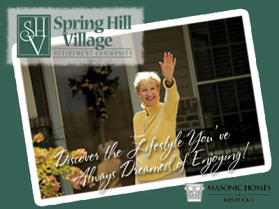 Condominium Lifestyle at Spring Hill Village