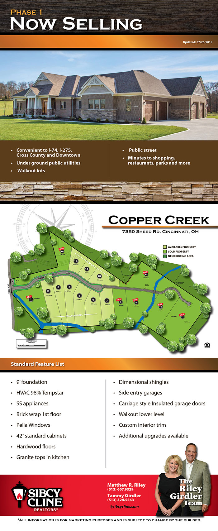 Copper Creek Location Rendering