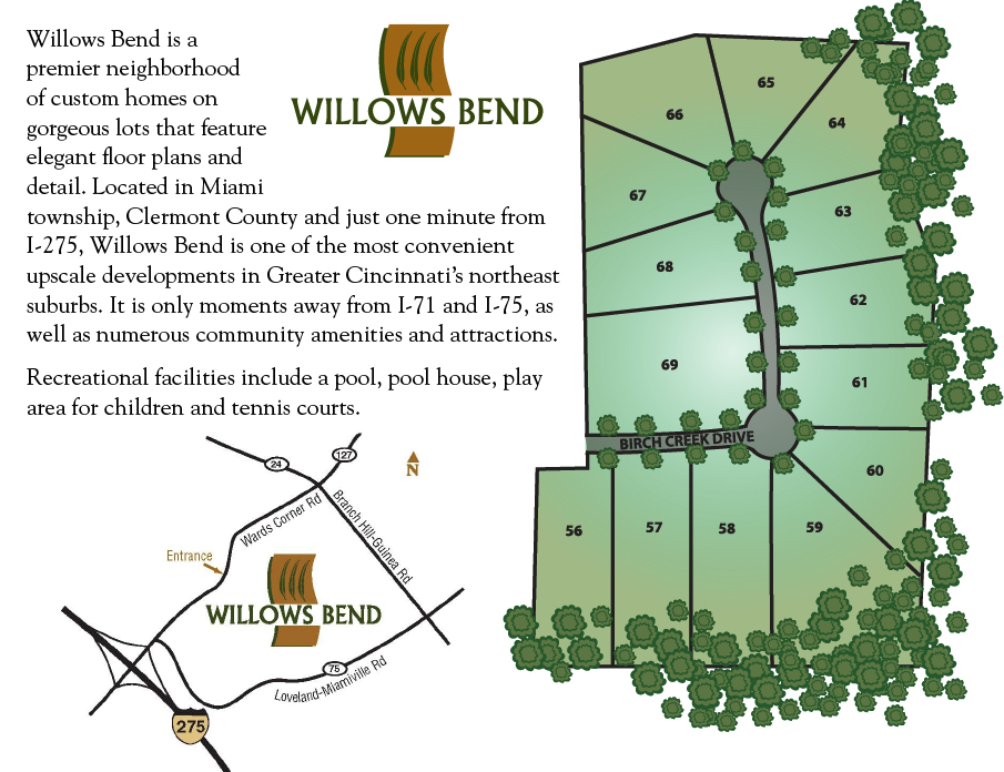 Clayton Douglas Willows Bend Rendering