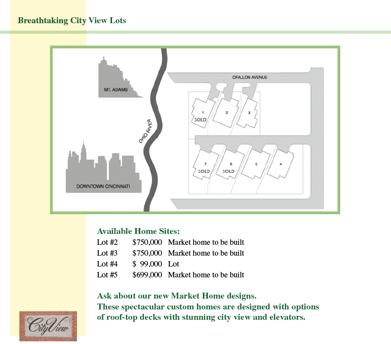 City View By Ashley Construction, Inc. Floor Plan Renderings 1