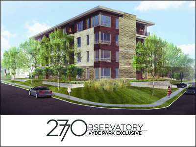 Condominium Lifestyle at 2770 Observatory