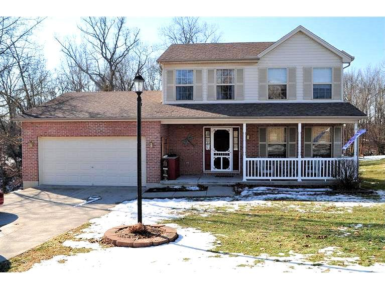 real estate photo 1 for 25179 Apple Blossom Dr Bright, IN 47060