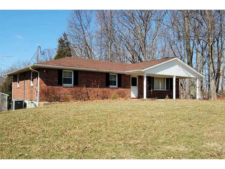 real estate photo 1 for 26993 Dog Ridge Rd Kelso Twp, IN 47012