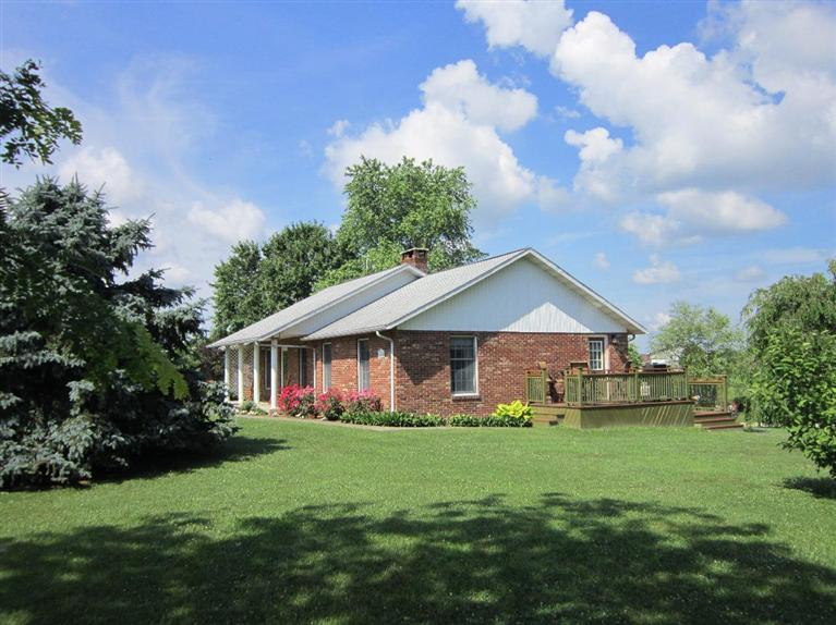 real estate photo 1 for 4725 W Co Rd 900S Versailles, IN 47042