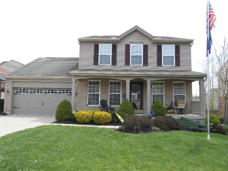 real estate photo 1 for 618 Tanner Creek Ln Greendale, IN 47025