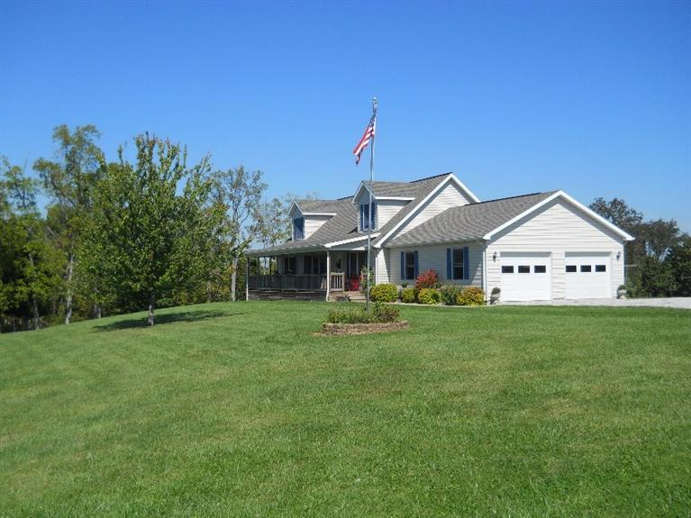 real estate photo 1 for 6424 Hartford Ridge Rd Ohio County, IN 47001