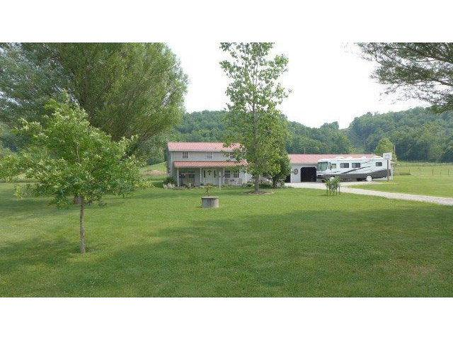 real estate photo 1 for 11565 Laughery Creek Rd Ohio County, IN 47018