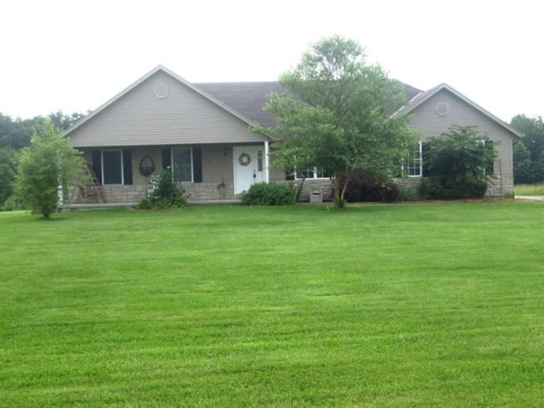 Photo 1 for 24765 Ester Ridge Rd New Alsace, IN 47041
