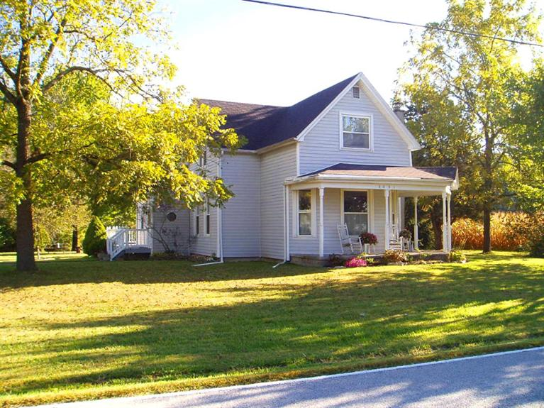 real estate photo 1 for 8091 E St Rt 48 Milan, IN 47031