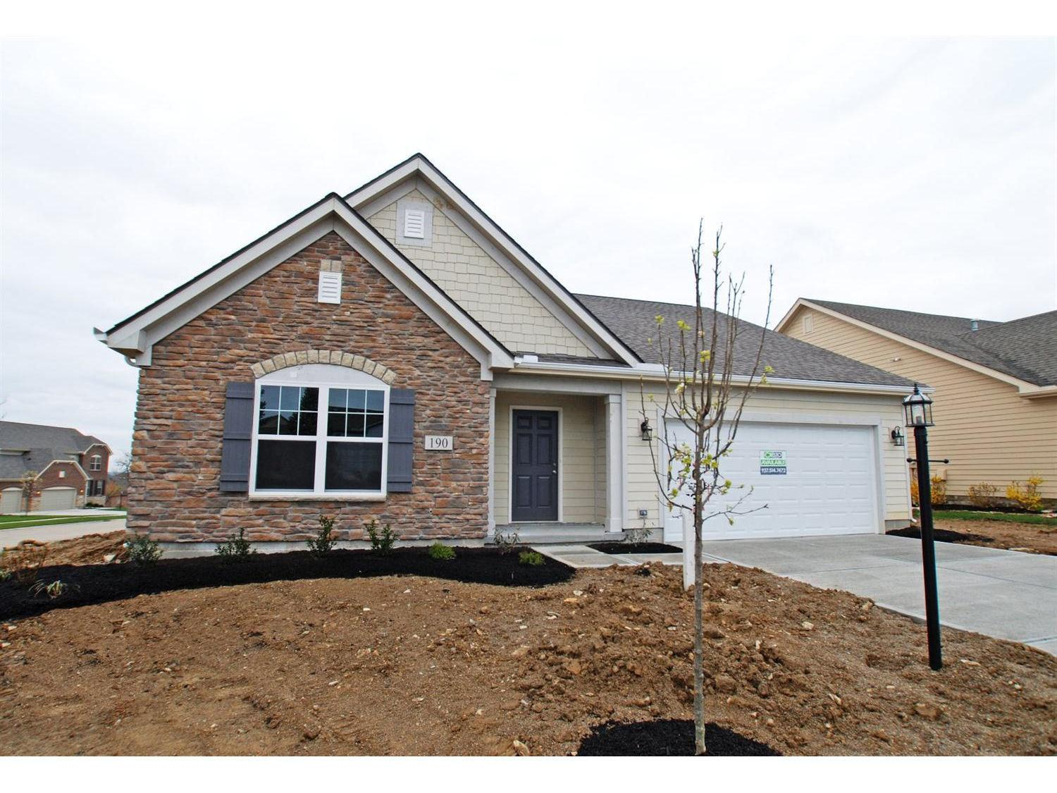 Photo 1 for 190 Cobblestone Ln Springboro, OH 45066