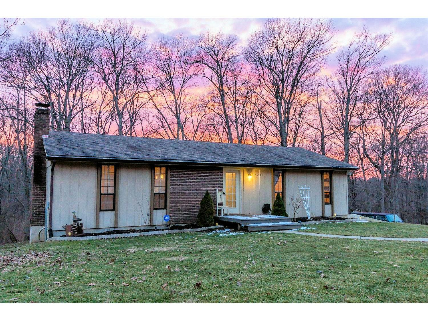 real estate photo 1 for 5281 Kirby Rd Lawrenceburg, IN 47025