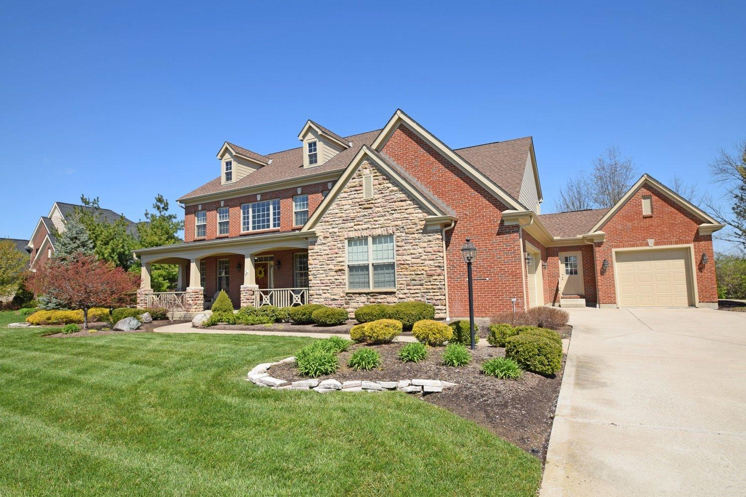 4838 classic turn ln deerfield twp oh 45040 listing for Classic homes real estate