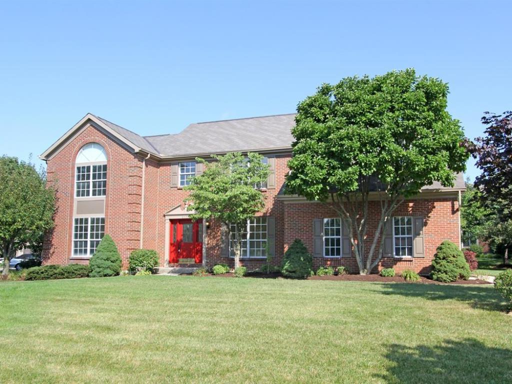 8039 kingfisher ln west chester west oh 45069 listing for Cline homes