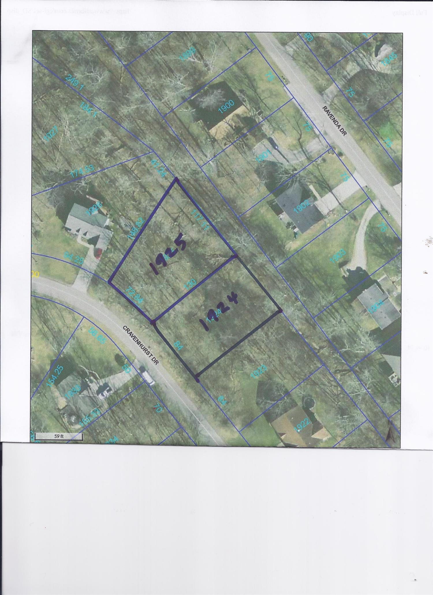 real estate photo 1 for 0.5ac Cravenhurst Dr Hidden Valley, IN 47025