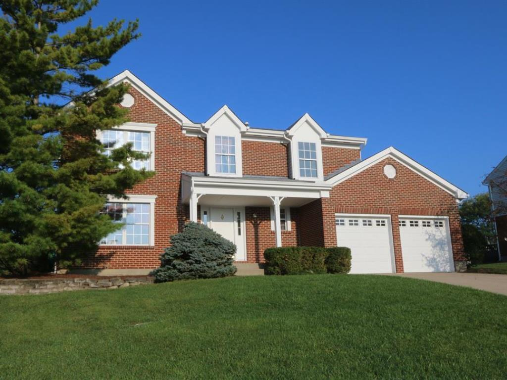 8001 dorsetshire dr west chester west oh 45069 listing for Cline homes