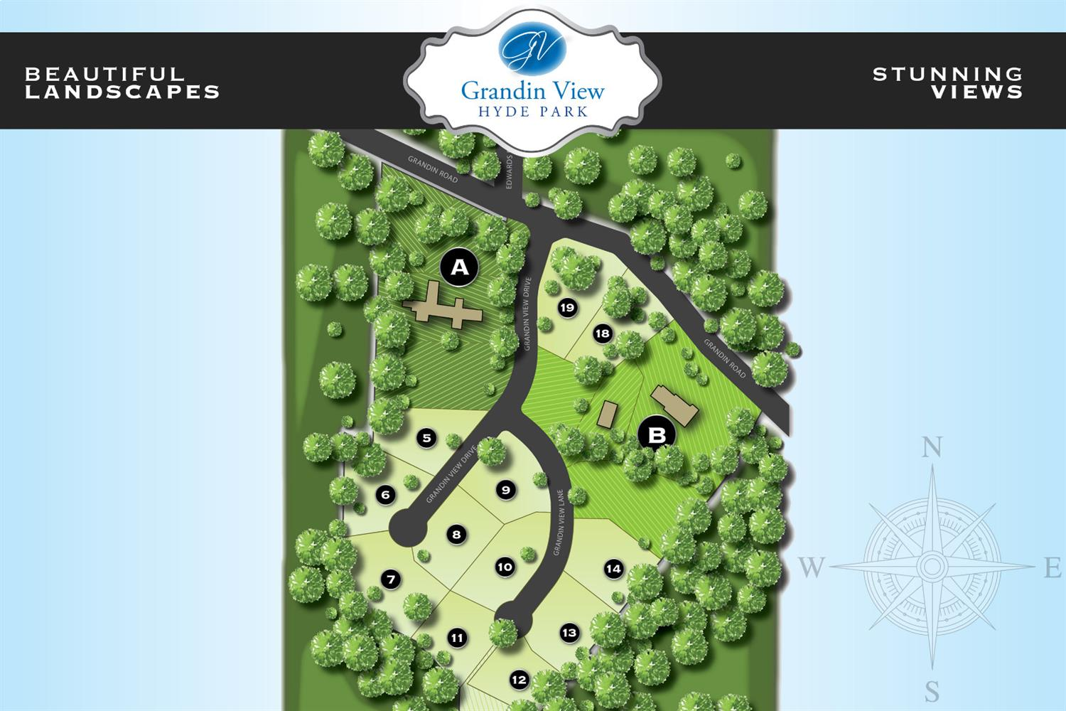 5 Lot Grandin View Dr