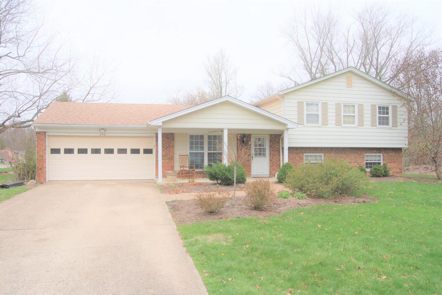 846 Meadow Ridge Dr Union Twp Clermont Oh 45245