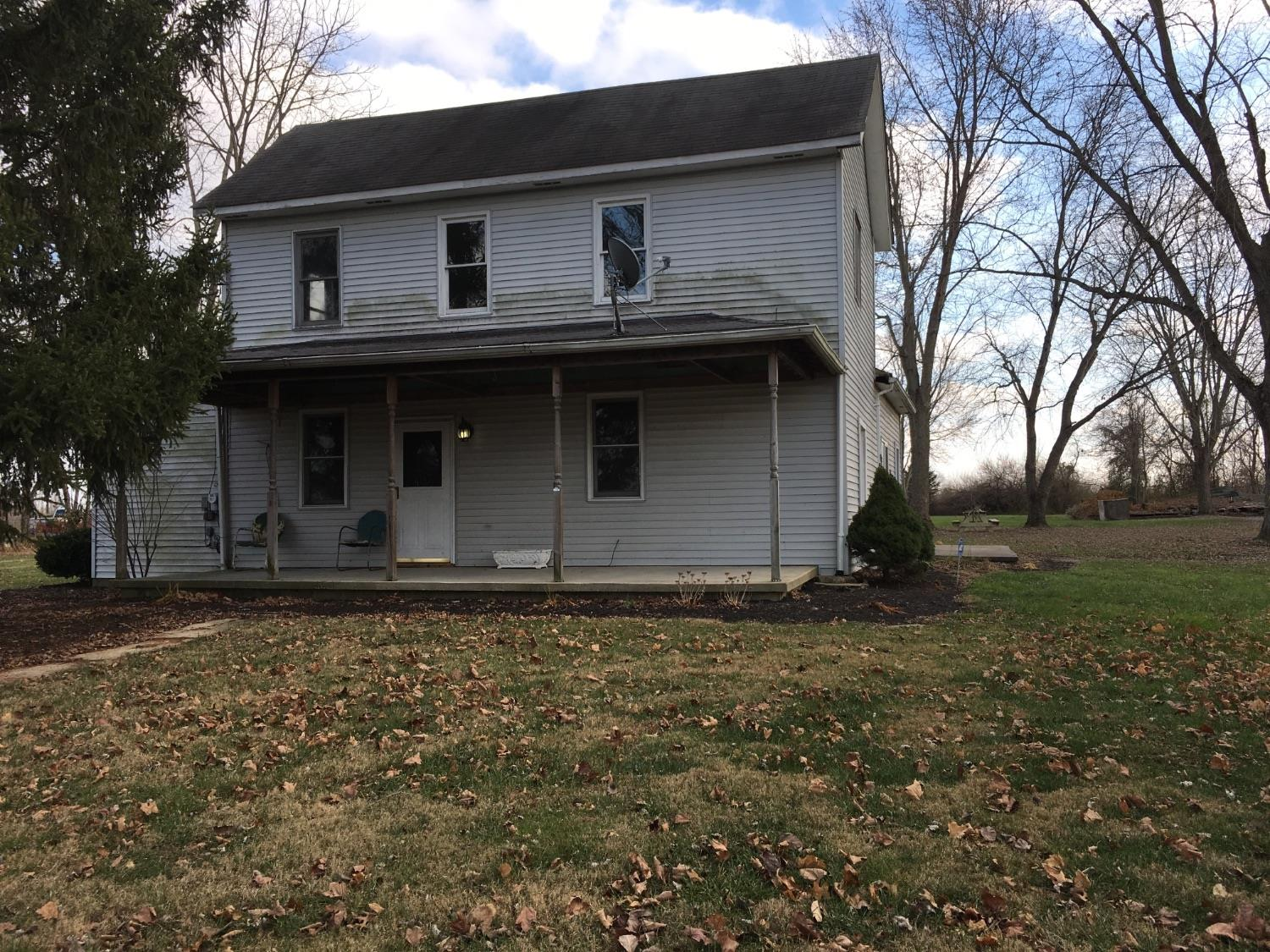 4513 Shawnee Trace Rd Marion Twp, OH