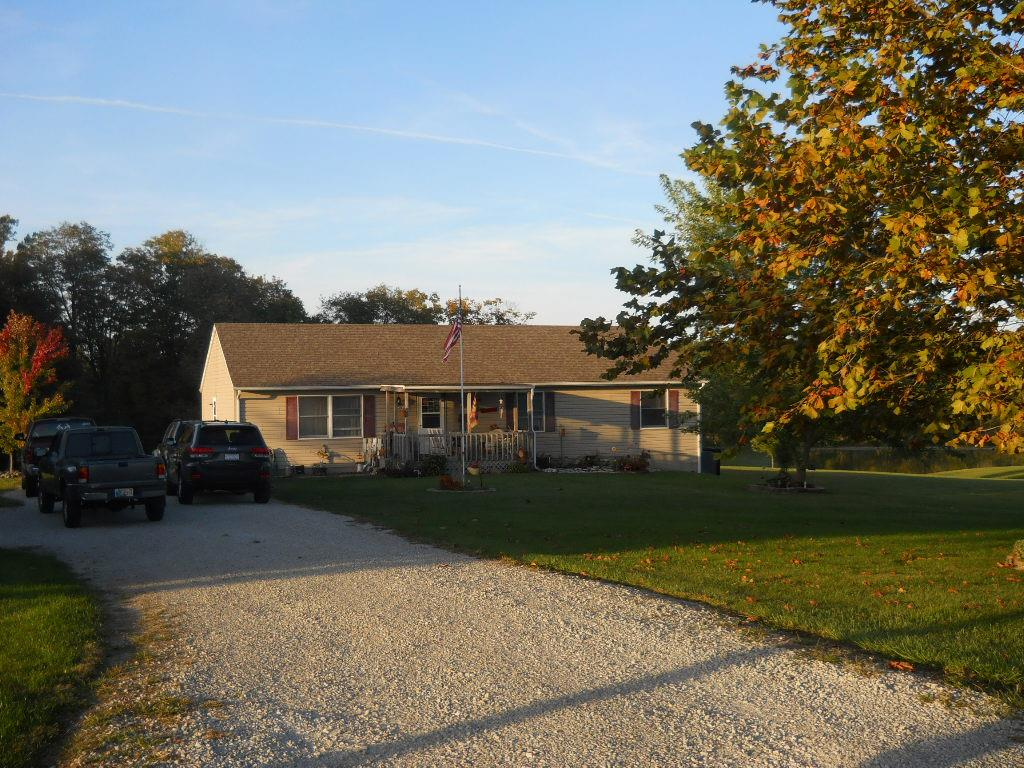 real estate photo 1 for 26209 Sanes Creek Rd Franklin County, IN 46173