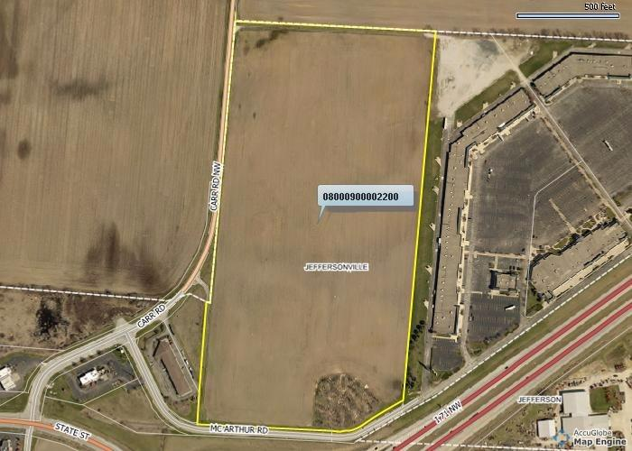 44.85ac St Rt 734 Fayette County , OH