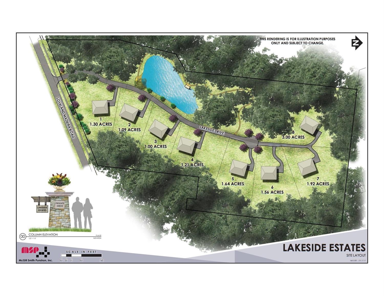 Photo 1 for 9676 Lot Lakeside Estates Dr Symmes Twp., OH 45140