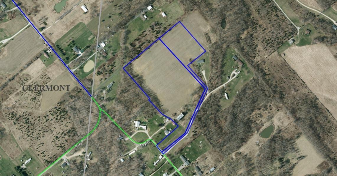 12.23ac Robertson Rd Lewis Twp., OH