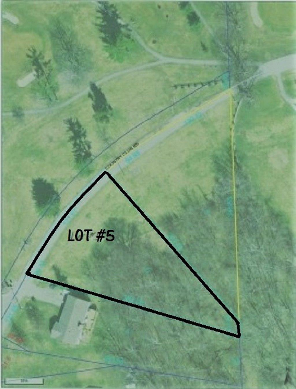 5 Lot Country Club Rd