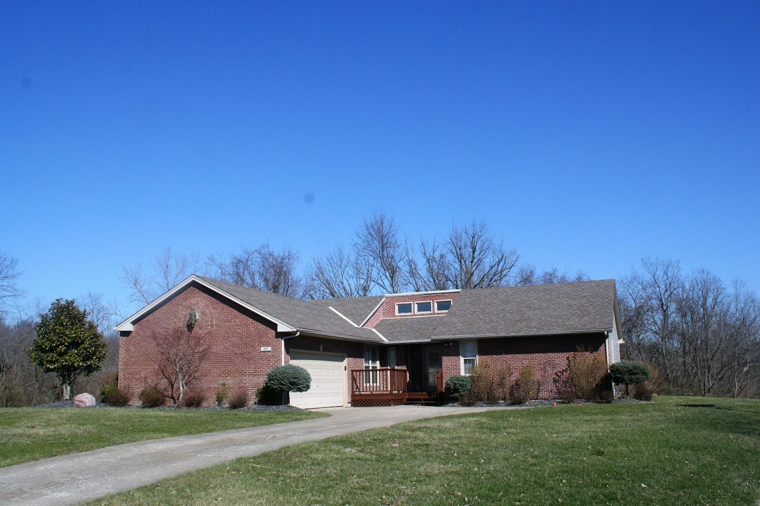 real estate photo 1 for 847 Ryan Ct Hidden Valley, IN 47025