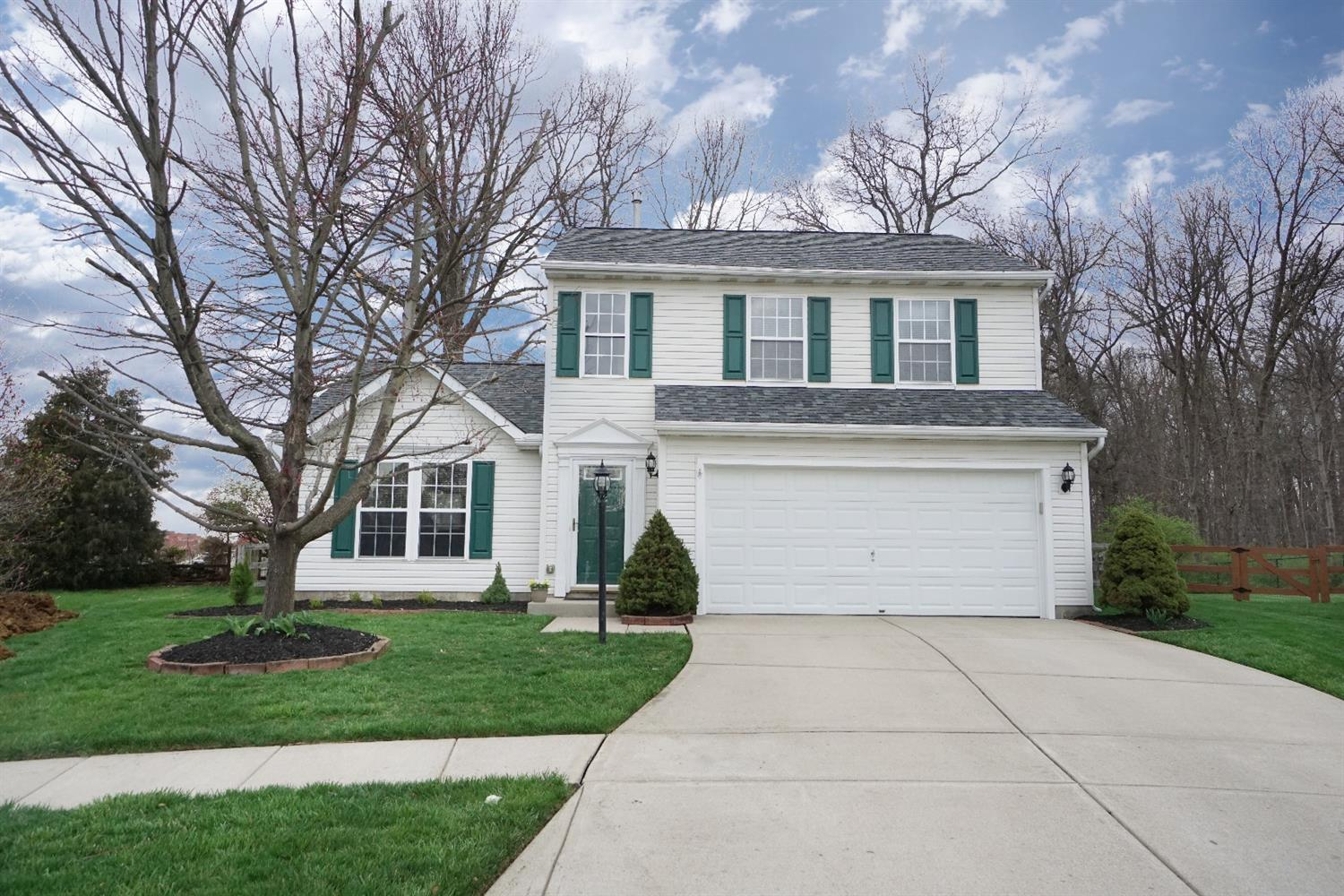 6517 Sioux Pass Ct Hamilton Twp Oh 45039 Listing
