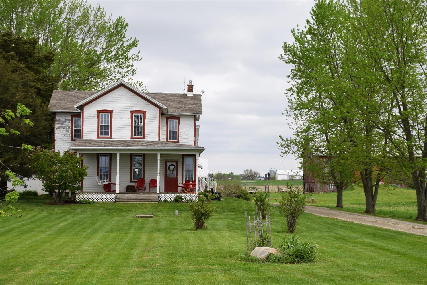 8879 Snyder Rd Preble County, OH