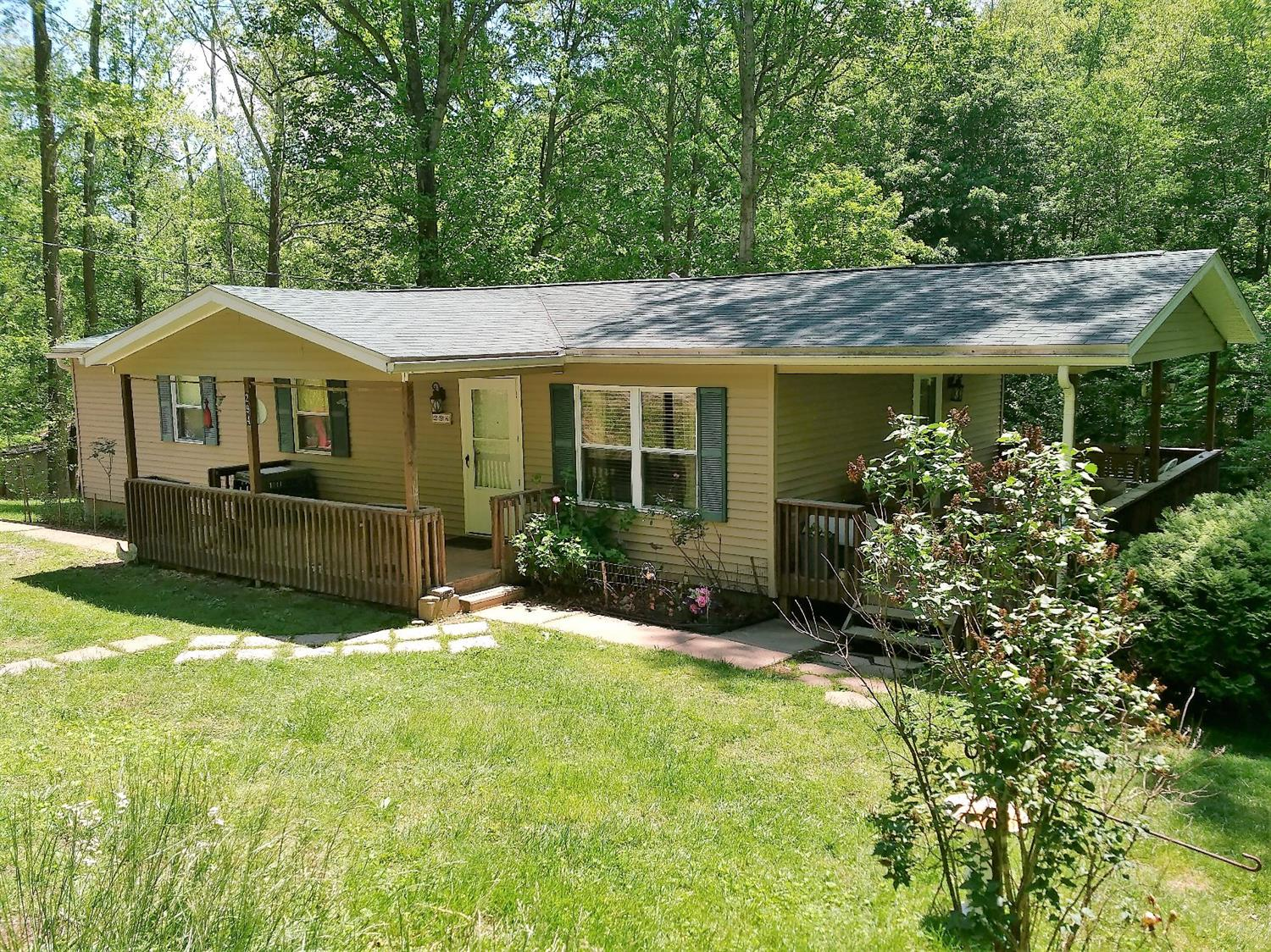 294 Henley Deemer Rd Scioto County, OH