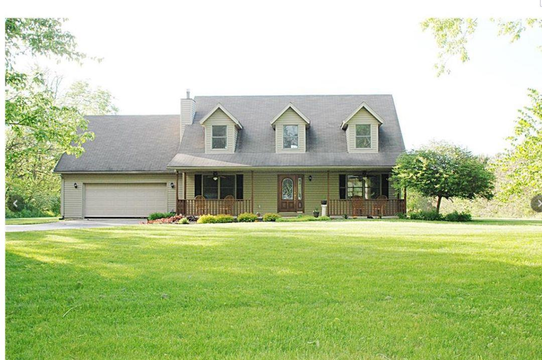 2098 Clarksville Rd Vernon Twp, OH