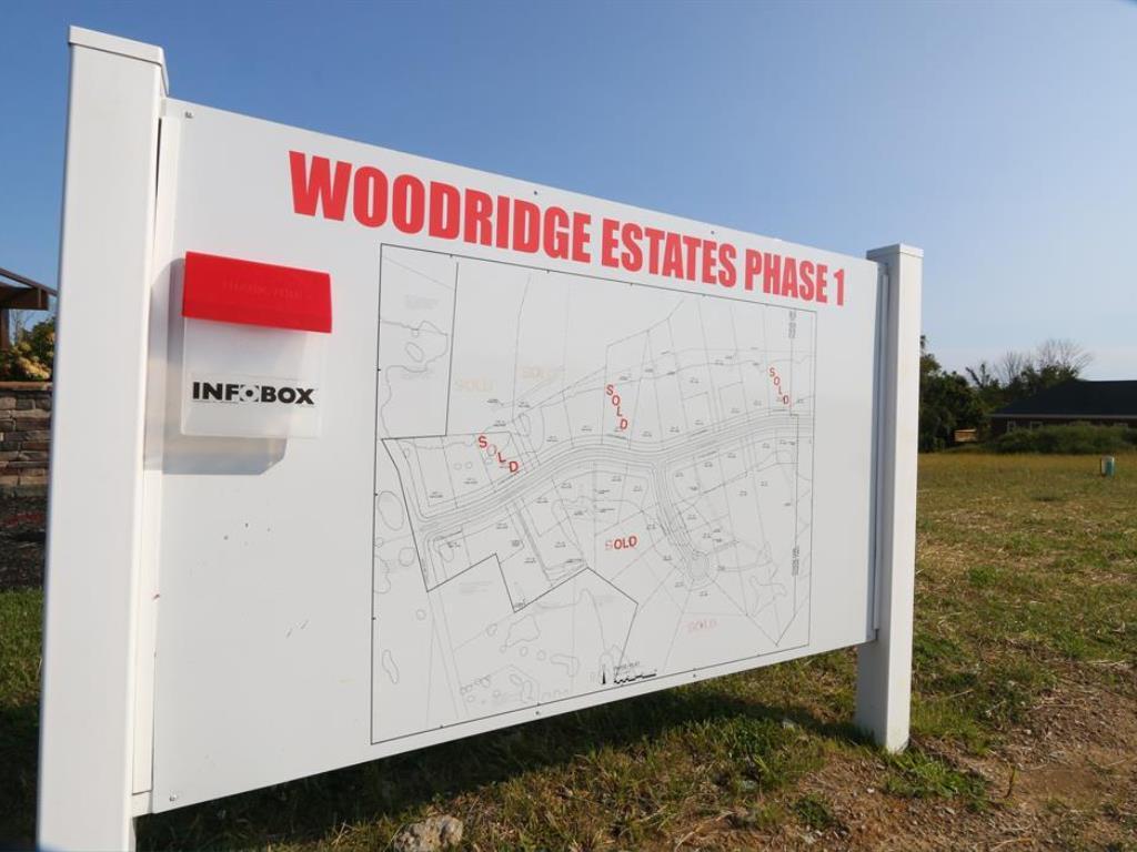38 Woodridge Estates