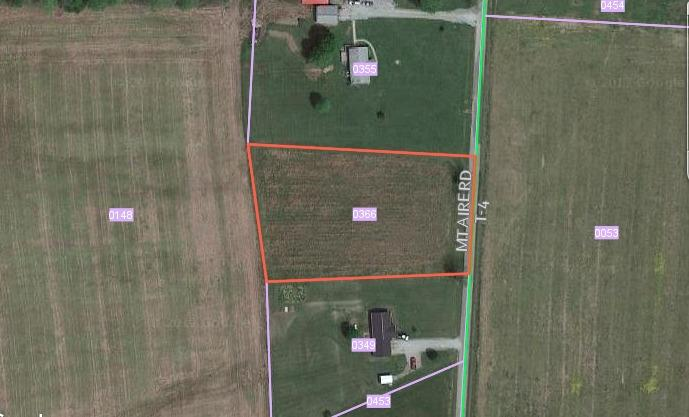 1.46ac Mt Aire Rd Byrd Twp., OH