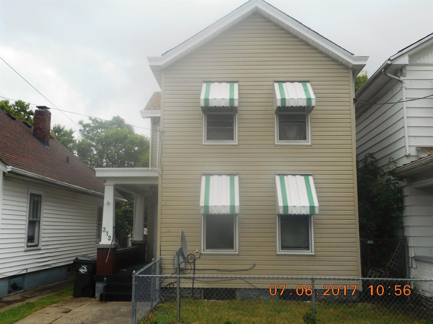 312 N Eleventh St Hamilton East, OH