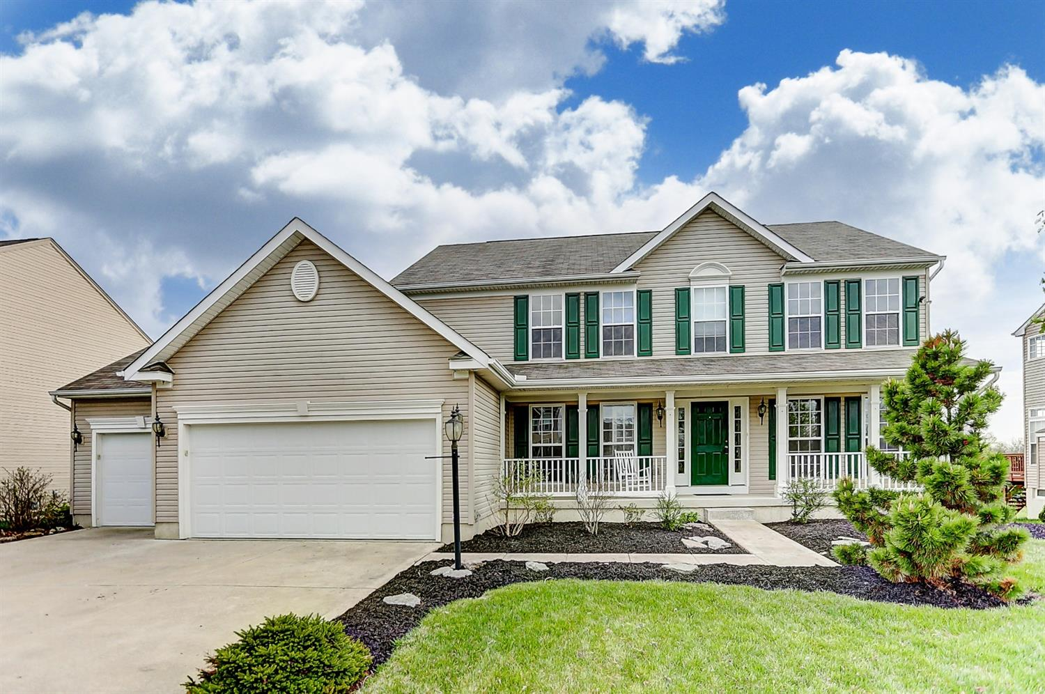 3473 Greycliff Ct Franklin Twp., OH