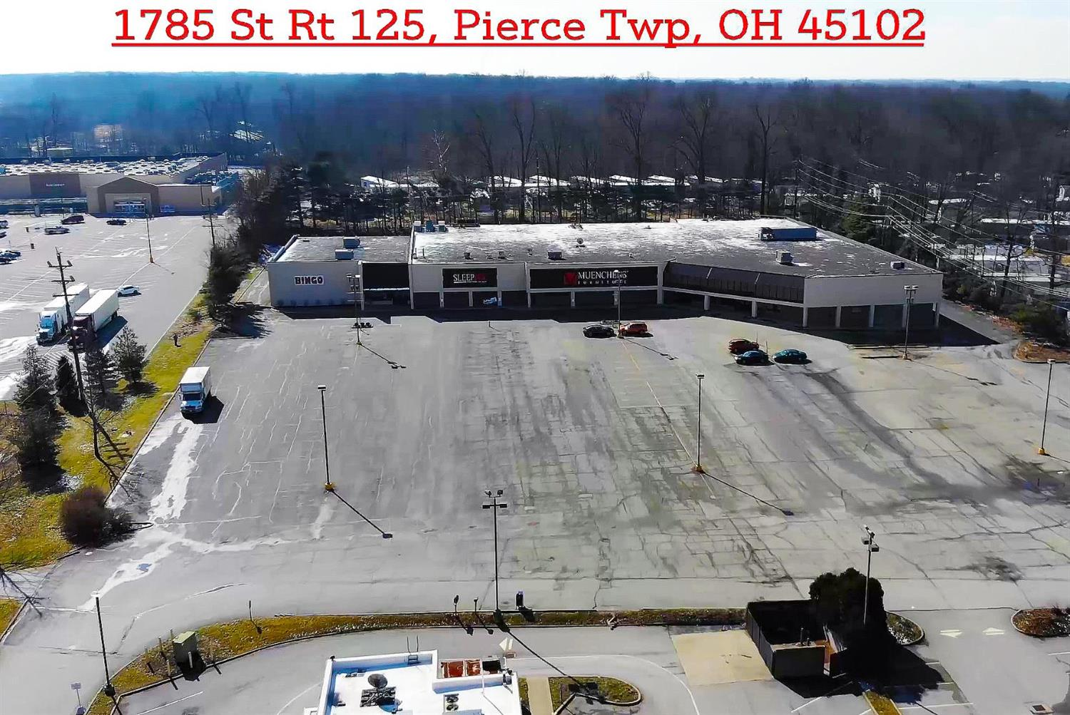 1785 St Rt 125 Pierce Twp., OH