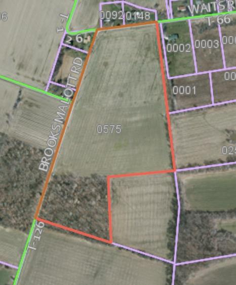 31.65ac Waits Rd Green Twp. - Brown Co., OH