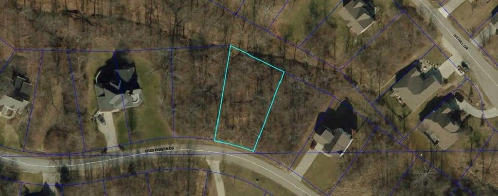 Photo 1 for 1289 Lot Cresthaven Dr Lawrenceburg, IN 47025